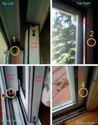 how to remove a patio door images removing patio door how fixing