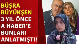 Büşra Büyükşen bakın 3 yıl önce ne anlatmış! Türkiye, Müge Anlı'daki  Büyükşen cinayetini konuşuyor! - YouTube