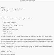 Contoh surat pernyataan pengunduran diri siswa. Contoh Surat Pengunduran Diri Siswa Dari Sekolah Contoh Seputar Surat