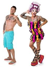Duncan James Photoshoot For Priscilla