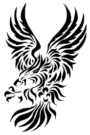 Awesome eagle tribal tattoo designs stylendesigns