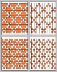 Weaving Loom Patterns Fascinating Paper Weaving Patterns