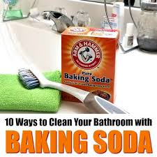 cleaning your bathroom with baking soda don t forget to treat yourself take a walk outside read a good book do wver inspires you and be