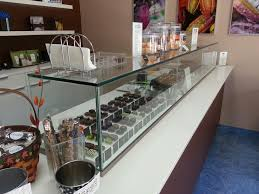 glass sneeze guard and display glass commercial