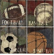 vintage sports wall art dronemploy 4e49e0ef646c on vintage sport wall art with perfect vintage sports wall sketch home design ideas and