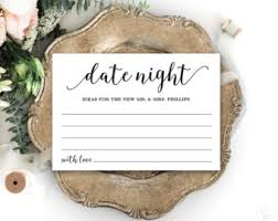 date night invitation template navy blue wedding advice card template printable advice for