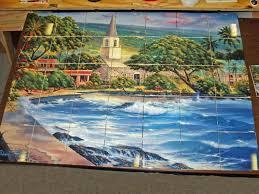 ceramic printing custom tile mural 4