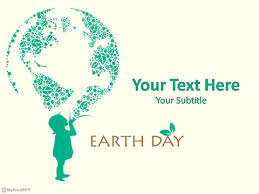 Ppt Free Theme Earth Theme Powerpoint Free Save Earth Powerpoint Templates