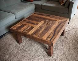 12 DIY Recycled Pallet Tables