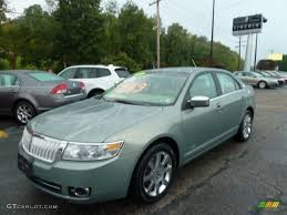 2008 Moss Green Metallic Lincoln MKZ AWD Sedan #54418453 ...