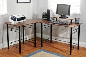 Wrap L-Shape Corner Desk