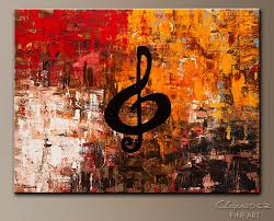 virtuoso abstract art painting image by carmen guedez