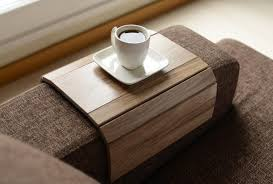 sofa tray table handmade sofa arm tray armrest tray sofa arm table coffee table wood gifts sofa table wood tray gift home living
