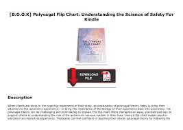 Polyvagal Theory Chart B O O K Polyvagal Flip Chart Understanding The Science Of