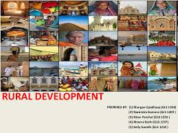 essay rural development in india