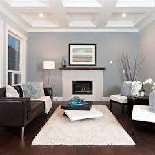 living rooms with brown furniture. Grey Walls With Brown Sofa | Living Room - Dark Sofa/wood, Rooms Furniture N