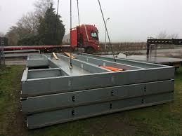met het lewis steelframe concrete floor vloersysteem is een hoge bouwsnelheid te halen