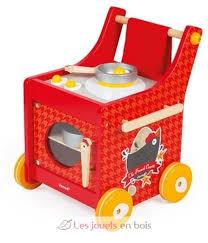 Chariot De Cuisine The French Cocotte Janod J06544