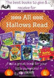 books to give and receive for all hallows read usborne