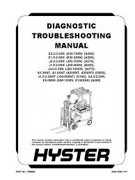 Diagnostic Manual Xn, Xnt E Xns Contabalanco Eletrica.pdf | Elevator ...