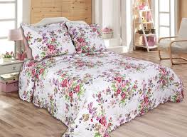 quilt sets luxury big low square bedding quilts with flower red shades in big square