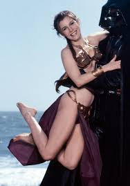 carrie fisher star wars beach.  Fisher Carrie Fisher Leia Organa Jabba The Hutt Fashion Model Supermodel Leg Photo  Shoot Thigh In Star Wars Beach H