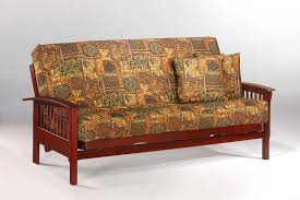 Rosewood Bedroom Furniture Winchester Standard Futon Frame By Nightday Furniture