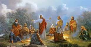 Mc 16,15-20) Andate in tutto il mondo e proclamate il Vangelo. | manuroma86  IO E UN PO' DI BRICIOLE DI VANGELO