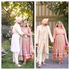 kerry & jason's pink peacock sikh wedding {vancouver, canada Punjabi Wedding Cards Vancouver kerry & jason's pink peacock sikh wedding {vancouver, canada} Punjabi Wedding Cards Sample