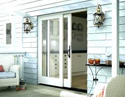 cost of patio doors installation sliding glass door panel replacement wonderful throughout decorations replace how to
