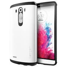 lg g3 phone white. spigen lg g3 fitted hard shell case - shimmery white lg phone