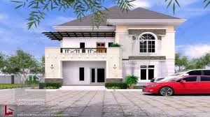 Small Picture 5 Bedroom Duplex House Plans In Nigeria YouTube