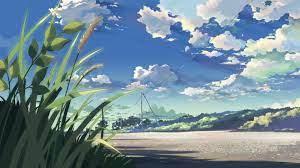 Aesthetic Anime Scenery Wallpapers ...