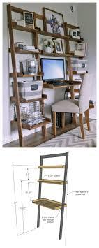 Best 25+ Diy computer desk ideas on Pinterest   Rustic computer ...