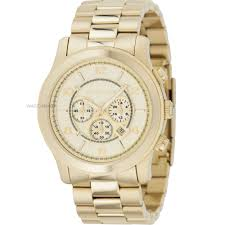 "men s michael kors runway chronograph watch mk8077 watch shop comâ""¢ mens michael kors runway chronograph watch mk8077"
