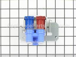 ge wr57x10051 dual water inlet valve kit appliancepartspros com ge dual water inlet valve kit wr57x10051 from appliancepartspros com
