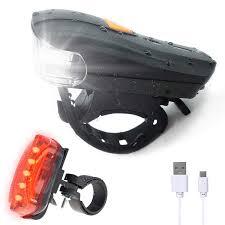 400 Lumen Bike Light Amazon Com Sidga Bicycle Headlight 400 Lumen Waterproof