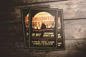 Halloween Dance Flyer Templates Halloween Dance Flyer Templates Andone Brianstern Co