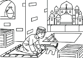 Islamic Colouring Pages Free Collection Of Coloring Pages Online