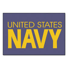 fanmats u s navy 5 ft x 8 ft area rug