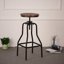 Barnwood Bar bar stools barnwood bar stools rustic leather bar stools vintage 3834 by guidejewelry.us