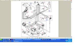 i replaced the starter in my 4 3l v6 mercruiser engine thunderbolt graphic