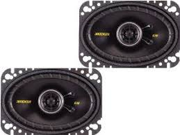17 best images about electronics car vehicle electronics on kicker 40cs464 4 x6 2 way car speakers by kicker 49 95