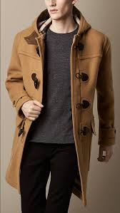 i enjoy the duffle coat look