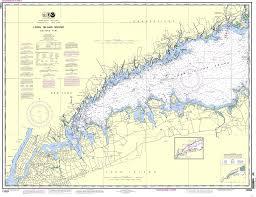 Noaa Chart 12363 Long Island Sound Western Part