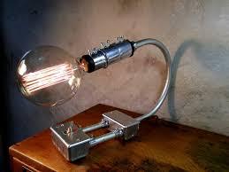 steampunk lighting. Industrial-lamp-modern-steampunk-lighting By Novemberreserve Steampunk Lighting