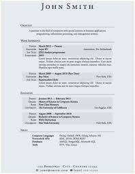 How To Write A Resume With No Job Experience Inspiration Sample Resume For College Students With No Job Experience Perfect No