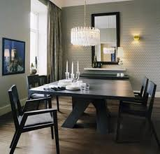Dining Room  Designer Dining Table Round Glass Modern White - Designer dining room