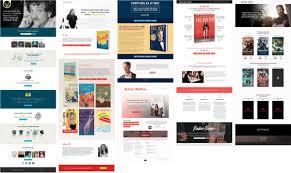 Book Author Website Design Author Website Designer Website Book Design Website