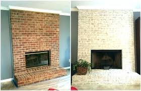 refacing fireplace refacing fireplace ideas brick fireplaces pertaining to painted design resurface brick fireplace with tile